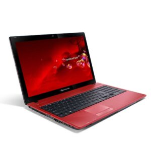 Packard Bell TK36 Sparrow Red